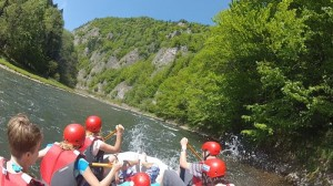 4impulse Gliwice Poland team building rafting in Poland